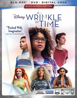 DVD 請你看好戲 《A WRINKLE IN TIME》