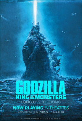 Movie 請你看好戲《GODZILLA: KING OF THE MONSTERS》