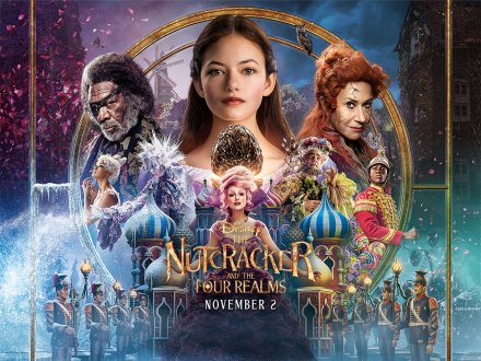 Movie 請你看優先場 DISNEY'S《THE NUTCRACKER AND THE FOUR REALMS 》