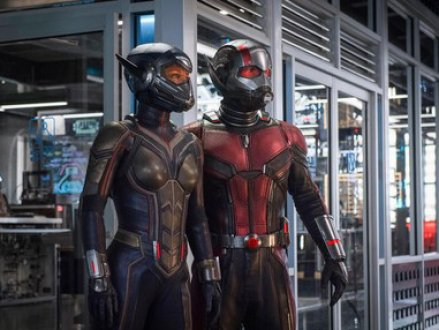DVD 請你看好戲 《ANT-MAN AND THE WASP》