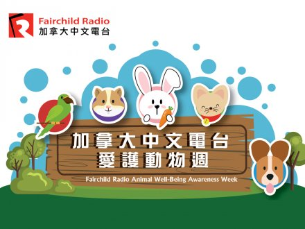 Fairchild Radio DJs Show Their Love for Animals with National Team Effort