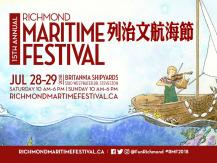 Richmond Maritime Festival 列治文航海節