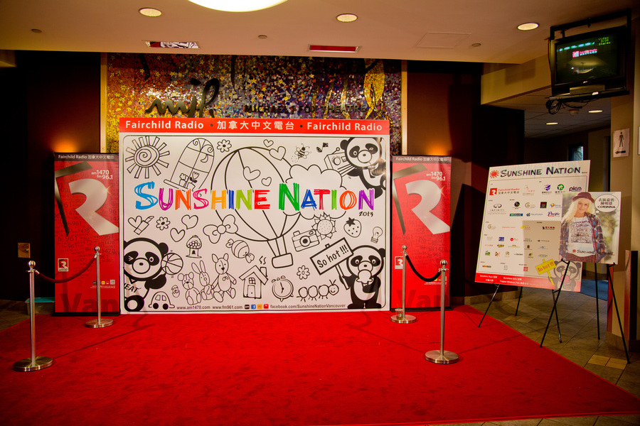 Sunshine Nation Extras