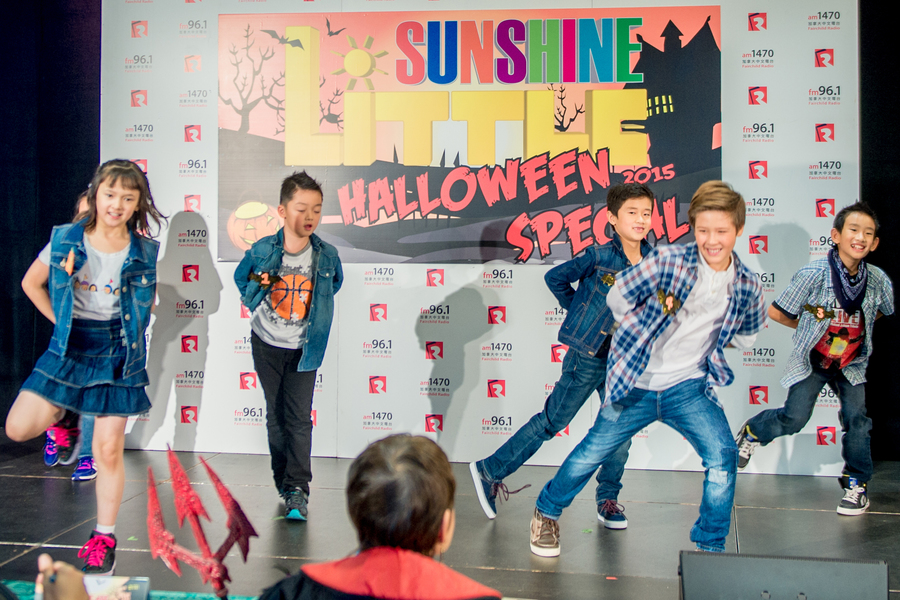 Little Sunshine Halloween Special 2015